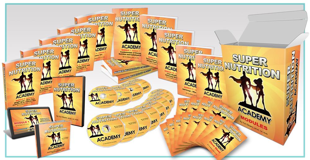 Super Nutrition Academy Program